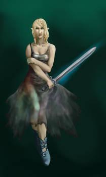Eladrin Wizard