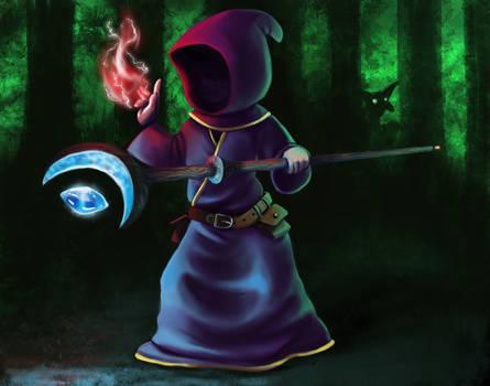 Magicka wizard