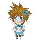 .:Sora in Wonderland:.