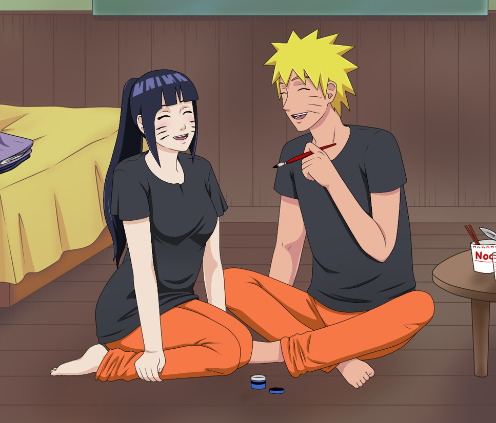Whats your favorite NH fanart? Naruhina_moment_by_ramonaoficial-d6liiqe