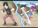 Narashi VS Hikari