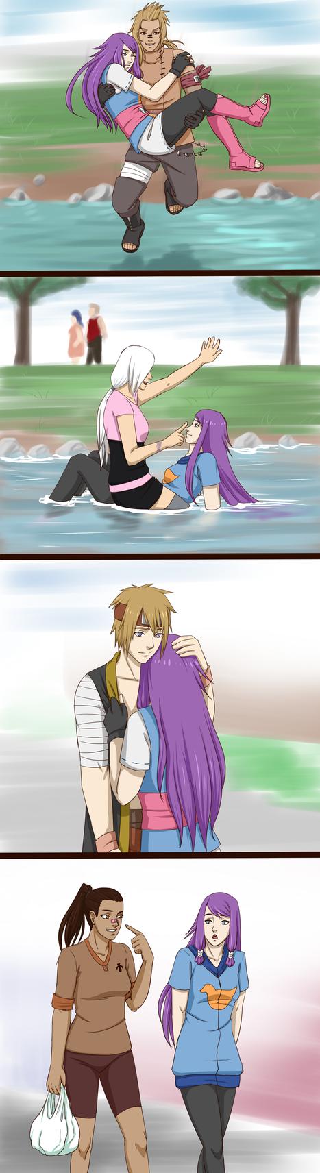 Hikari doodle 2 by RamonaChan