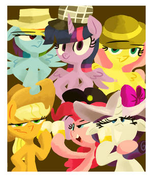 Where Everypony Know Your Name