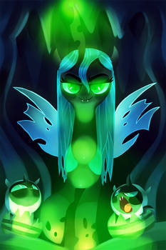 Mother Changeling's Nursery Hives