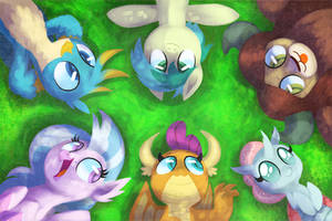 The Student Six by TalonsofIceandFire