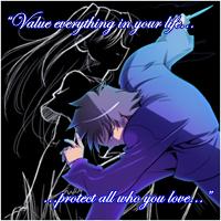 Tsukihime - Sensei's Words by Nanatsu-yoru