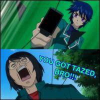 You Got Tazed by Nanatsu-yoru