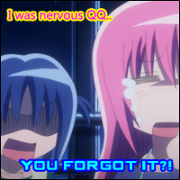 YOU FORGOT? by Nanatsu-yoru