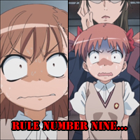 Rule Number Nine... by Nanatsu-yoru