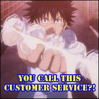 Customer Service by Nanatsu-yoru