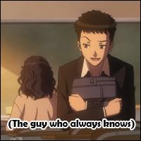 He Knows All... by Nanatsu-yoru