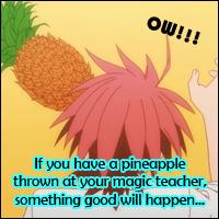Pineapple Prediction by Nanatsu-yoru