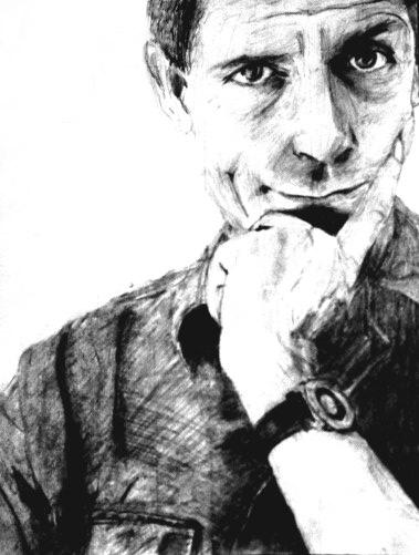 Hugh Laurie by mindwentdark