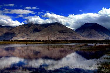 Himalaya Blues Vol I by Rhondafdez