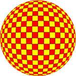 checkedSphere