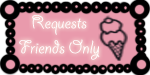 Requests Friends Only by Tidanukwa