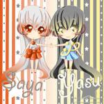 Yasu and Saya