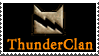 ThunderClan Stamp by SonicMaster23