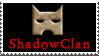 ShadowClan Stamp by SonicMaster23