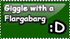 Giggle with a Flargabarg XD by SonicMaster23