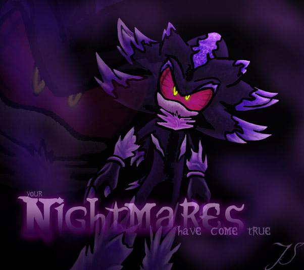 Nightmare By SonicMaster23 On DeviantArt