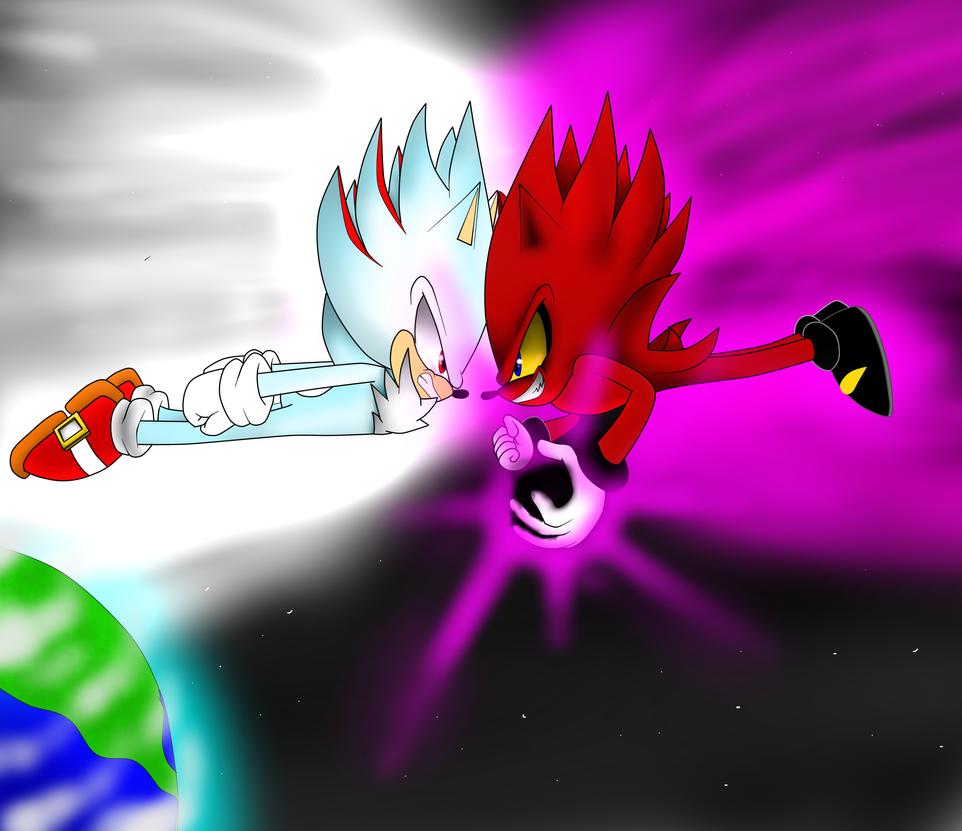 shadic vs nazo by SonicXstar on DeviantArt