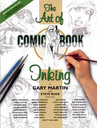 Inking Book by SKY-BOY