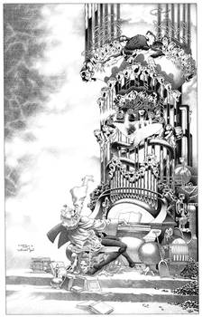 Wrightson Toccata inks