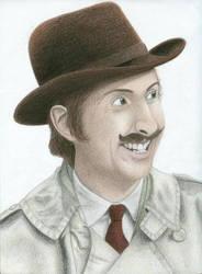Monty Python's Eric Idle by danita-sonser