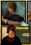 Connor Comic
