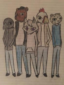 (Non-) alley way group