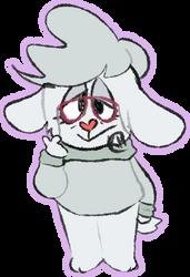 Sheep mom by HazardFact0ry