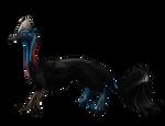 Cassowary Griffin: Custom