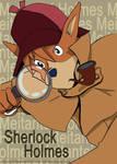 sherlock holmes by YamiAtem