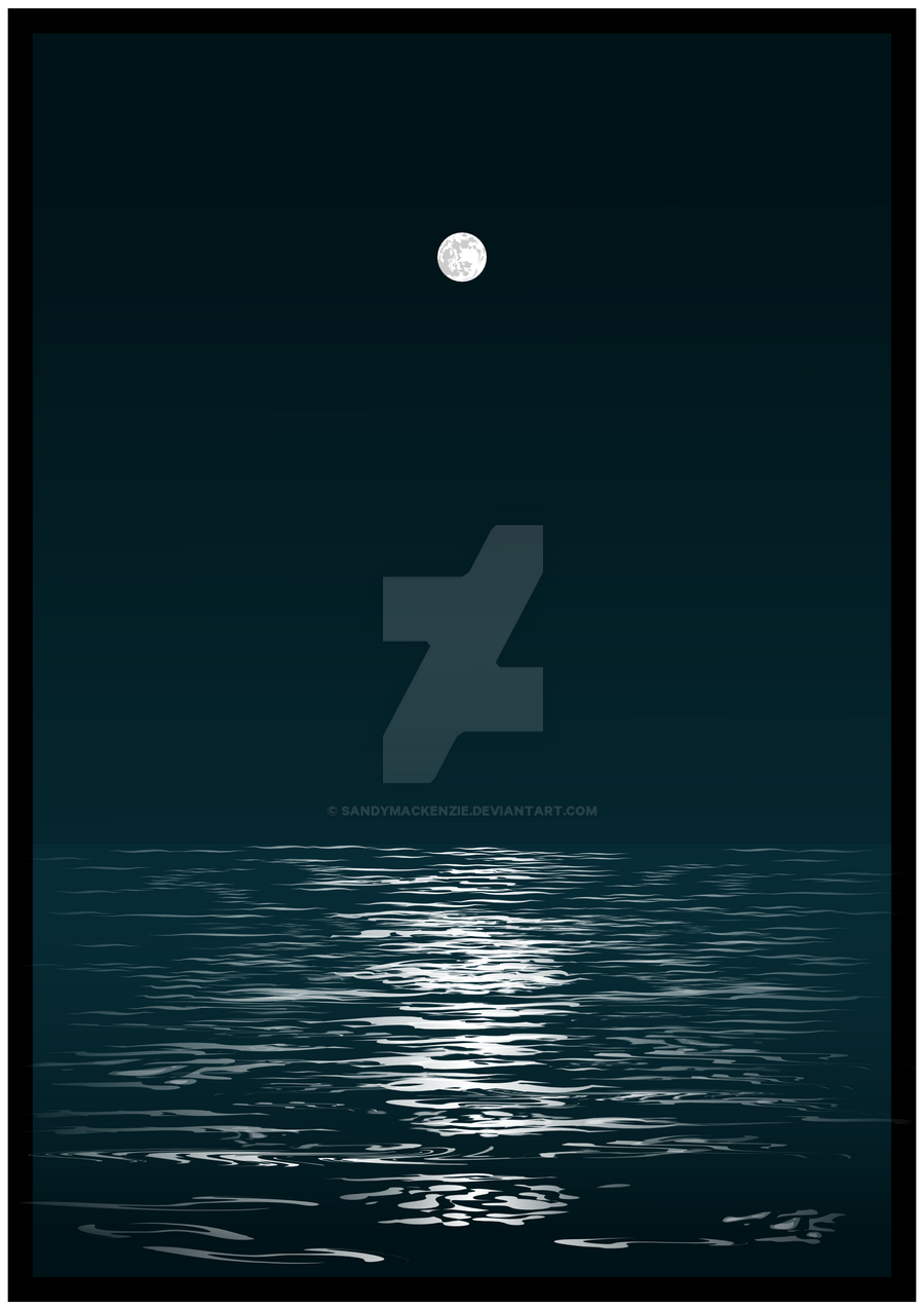 Moonlight by SandyMackenzie