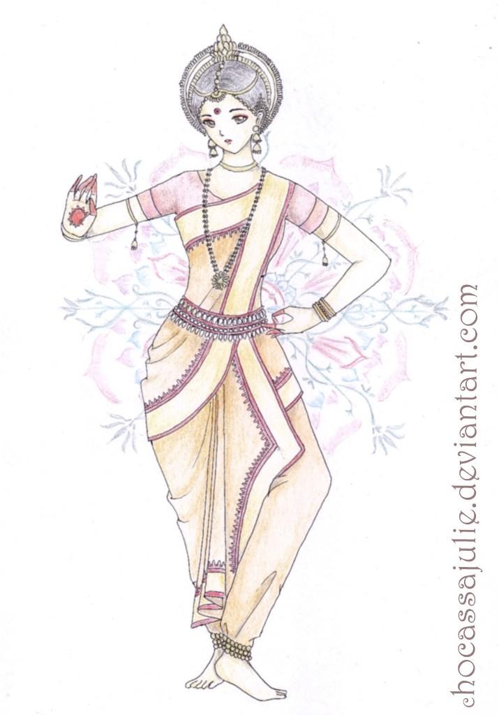 Odissi By Chocassajulie On Deviantart