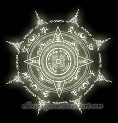 Magic Circle by chocassajulie