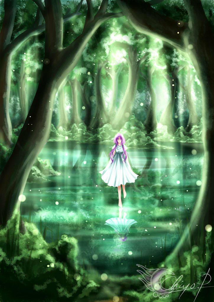 The Swamp by chocassajulie