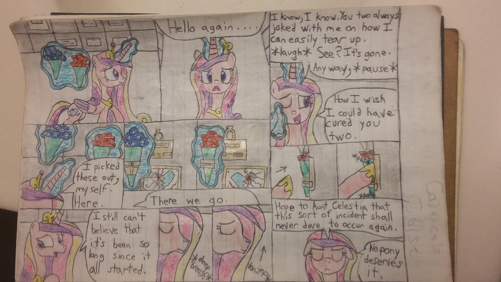 Cadence's Curse  by justaviewer94