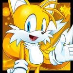 Miles 'Tails' Prower (Genie in airway mechanics)