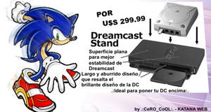 Dreamcast Stand