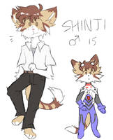 shinji by corvidfriend