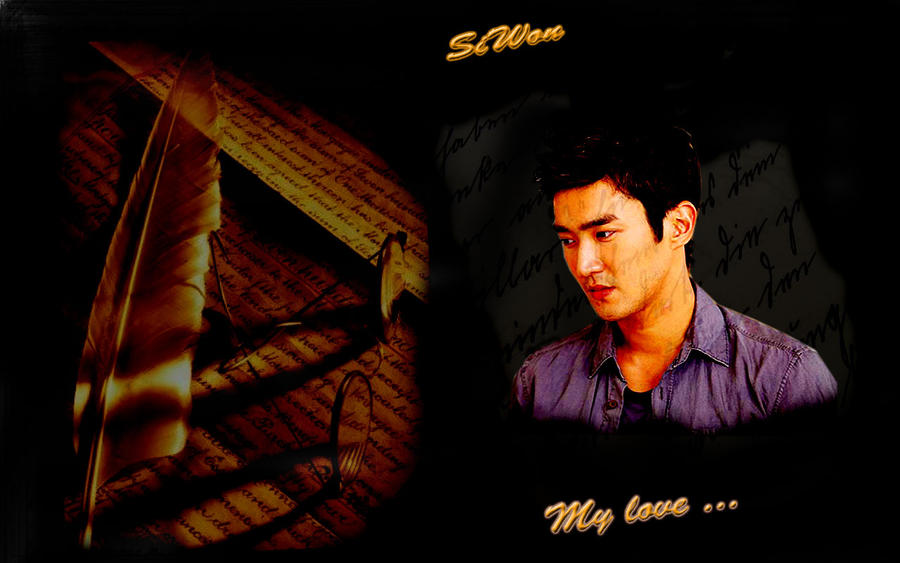Choi Siwon Wallpaper by MysteryosAngelSJ on DeviantArt