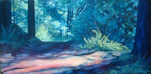 Krystal Forest by Kristytoo