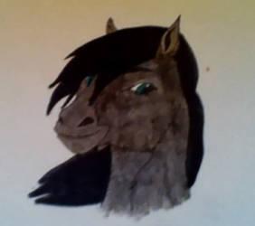 Black Horse((original)