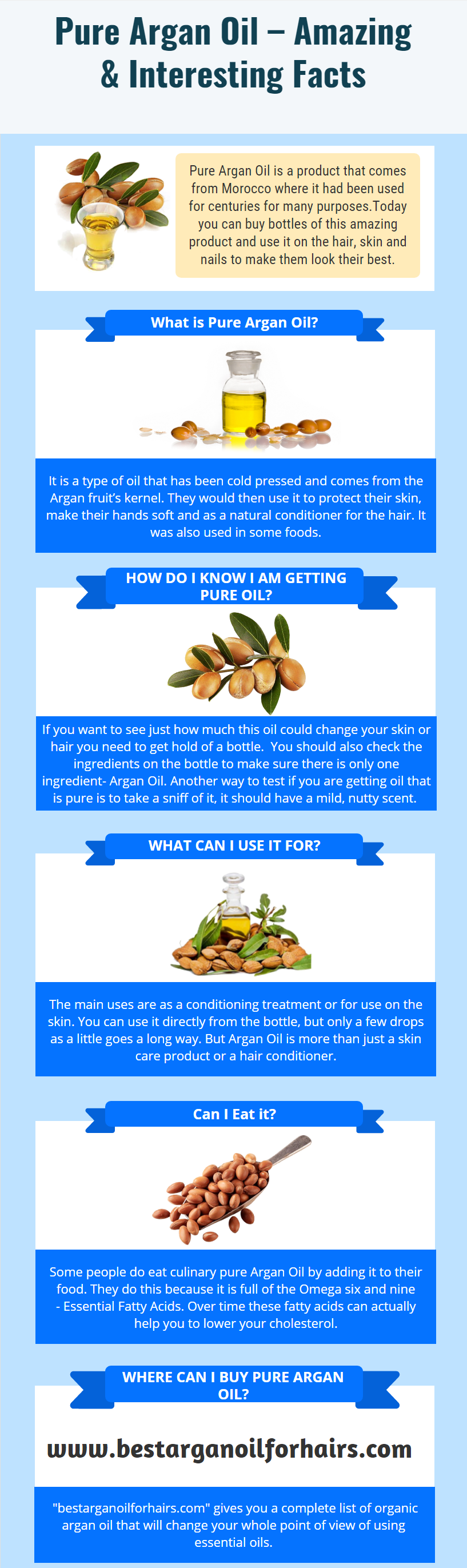 Pure Argan Oil Amazing Interesting Facts by emmaclark07 on DeviantArt
