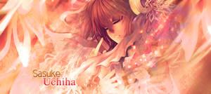 Anime Sasuke Uchiha Signature