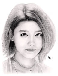 Girls' Generation - Sooyoung by scloak