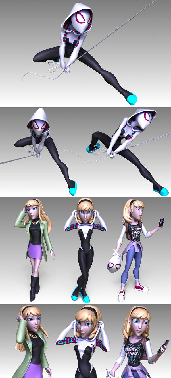 Spider-Gwen/Gwen Stacy - Marvel