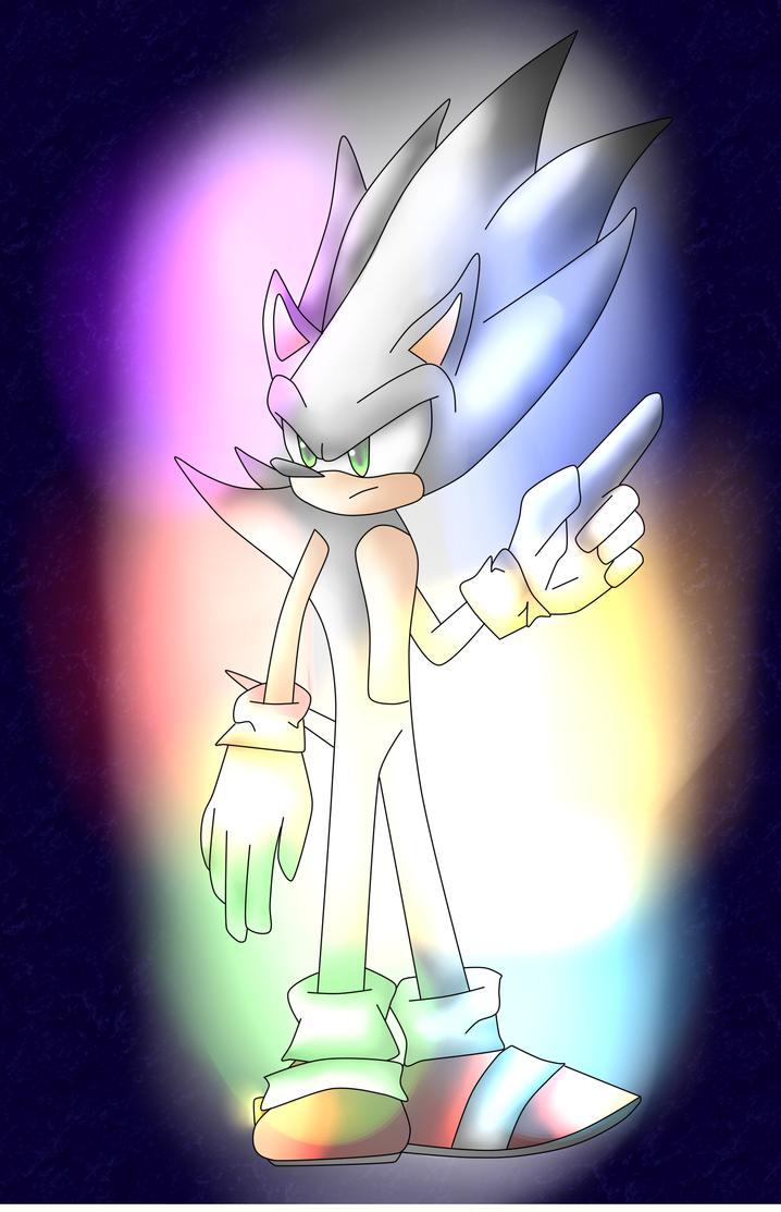Hyper Sonic. by ReshiDaVanci